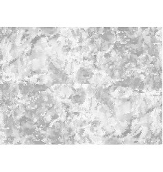 black halftone spotted background vector image
