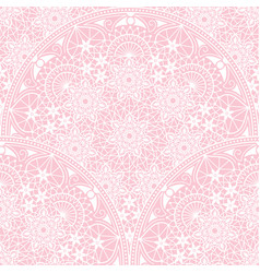 Floral seamless pattern element in vector