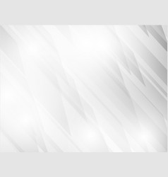 gray silver abstract background vector image
