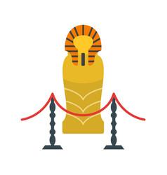 Egyptian god vector