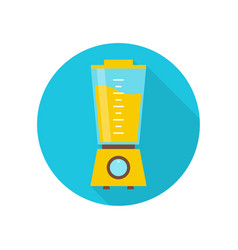 electric kitchen appliance blender vector image