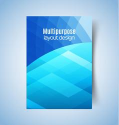 Multipurpose layout design 8 vector