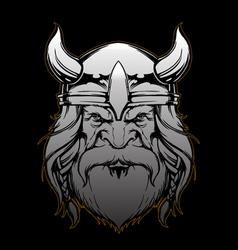 Viking design by Akos vector