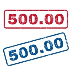 50000 Rubber Stamps vector
