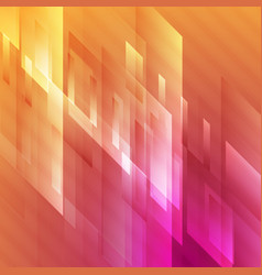 Bright abstract hi-tech geometry background vector