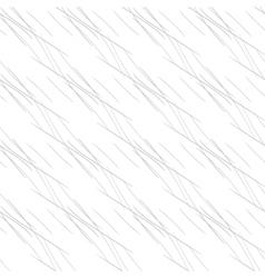 Geometric minimalistic linear seamless pattern vector image
