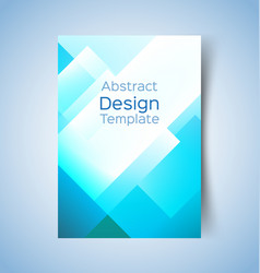 multipurpose layout design 8 pdf vector image vector image