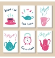 Printable templates set vector image vector image