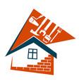 repair and maintenance of buildings vector image vector image