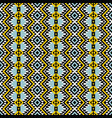 american indian aztec ethnic tribal seamless vector image vector image