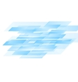 Blue abstract technology design vector image vector image