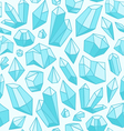 Crystals pattern vector | Price: 1 Credit (USD $1)