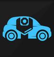 repair auto design vector image vector image