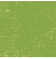 Green Distressed Paint vector image