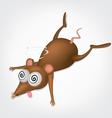 rat 02 vector image vector image