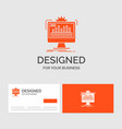 business logo template for dashboard admin vector image