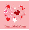 Cute Valentine love congratulation card