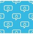 Power message pattern vector image