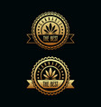 best cannabis vector image vector image