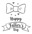 happy father day background design vector image vector image