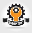 industry vector image vector image