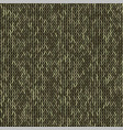 knit texture melange green color seamless pattern vector image vector image
