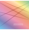 abstract background design template modern vector image vector image