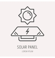 Simple Logo Template vector image vector image