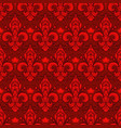 fleur-de-lis pattern vector image