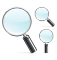 Loupe Set 2 vector image