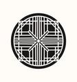 sacred geometry 0145 vector image