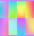 vertical wallpaper multicolors backgrounds vector image vector image