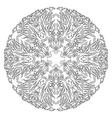 Antique ottoman turkish design twelve vector image vector image