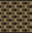 art deco pattern background vector image vector image