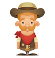 Cute cowboy vector | Price: 3 Credits (USD $3)