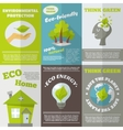 Eco Energy Poster vector image vector image
