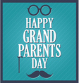 Grandparents icon vector image vector image