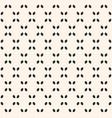 minimalist seamless pattern geometric texture vector image vector image