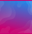 violet blue purple pink blur gradient vector image