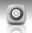 Audio speaker3 vector image vector image