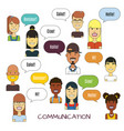 People communication