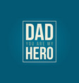 background style for father day vector image