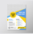 Creative business brochure designs template