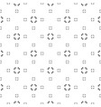 abstract monochrome minimalist background vector image vector image