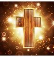 Faith in God vector image