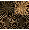 twirls vector image vector image