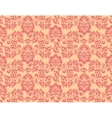 classic wallpaper seamless vintage flower pattern vector image