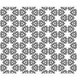 seamless geometric pattern based on kumiko vector image vector image