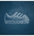 sneakers icon vector image