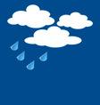 weatherset4 vector image vector image